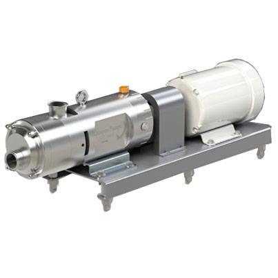 QTS Series Twin Screw Pumps